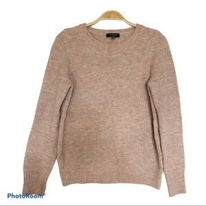 Le Chateau Crew Neck Cozy Pink Women's Sweater